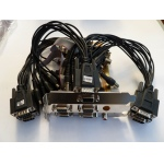 32 Channel DVR Card Video with excellence clear picture
